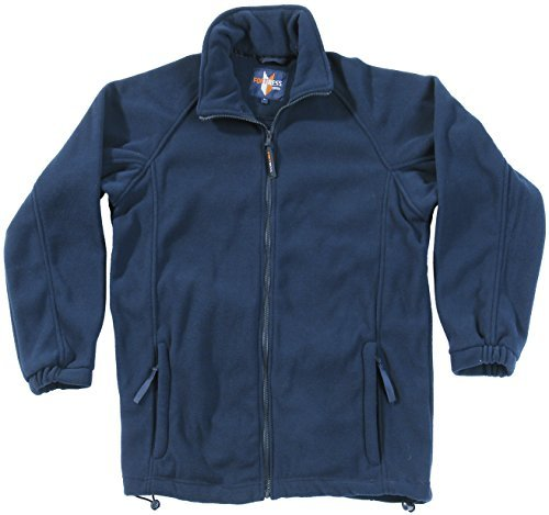 Fortress 205/NV-M Medium Melrose Fleece Jacket