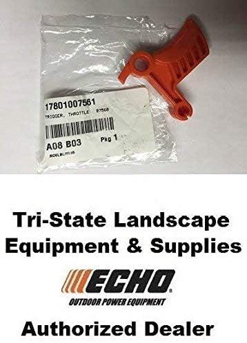 PB-4600 Echo Throttle Trigger 17801007560 PB-413 PB-601 PB-500T