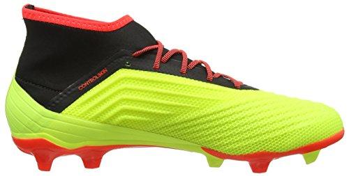 de Football Chaussures Predator Syello FG 18 2 Cblack Homme adidas Multicolore Db1997 Solred TXY4qY