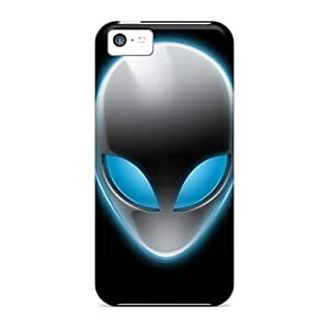 New Snap-on Janehouse Skin Case Cover Compatible With Iphone 5c- Alienware