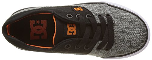 DC Shoes Tonik Tx Se - Botas Niños Gris (Black/Grey)