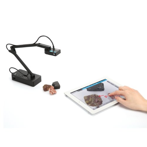 Ipevo iZiggi-HD Wireless Document Camera for iPad, PC and Mac (CDVW-01IP)