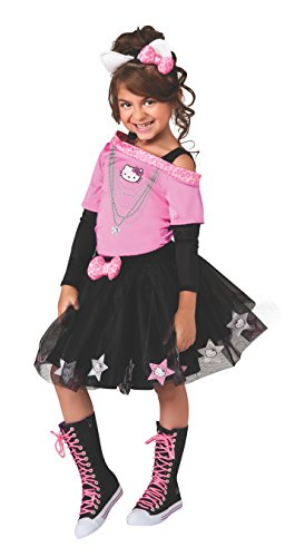 Rubies Hello Kitty Rockstar Costume, Toddler -