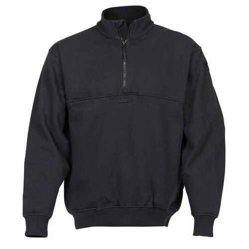 Elbeco Shield Job Shirt Navy, Tall Self Collar - T3730-L
