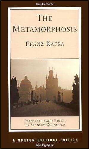 essays on metamorphosis by franz kafka