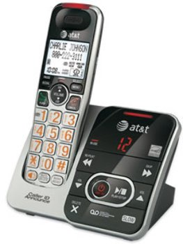 Cordless Answering System with Caller ID