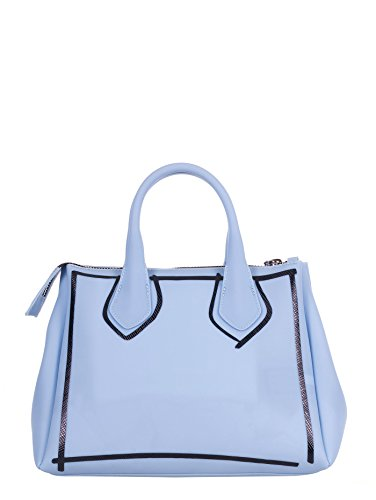 GUM , Sac pour femme à porter à l'épaule bleu