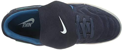 [631689-018] Nike Mens Nike Nsw Tiempo 94 Mens Sneakers Nikedrk Bs Gry / Bs Gry-sl-atmc Orngm 448-obsdn / Grn Abyss-atmc Orng