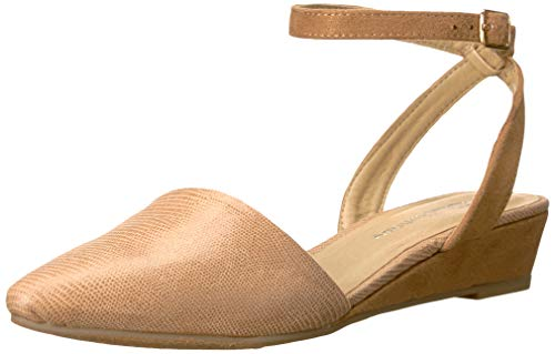 CL by Chinese Laundry Women's Galaxie Ballet Flat Camel Lizard 7.5 M US Chinese Laundry Ballet Flats