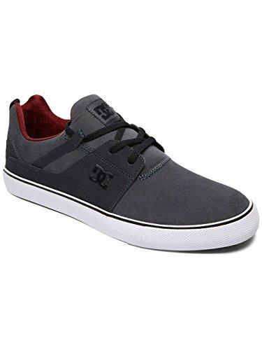 DC Shoes Sneaker Uomo, Grigio (Grigio), 12.5