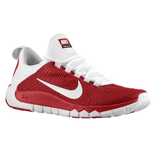 competitive price c2b68 74eb2 Amazon.com  Nike Free Trainer 5.0 (V5) Training Shoe (10.5, MaroonWhite)   Athletic