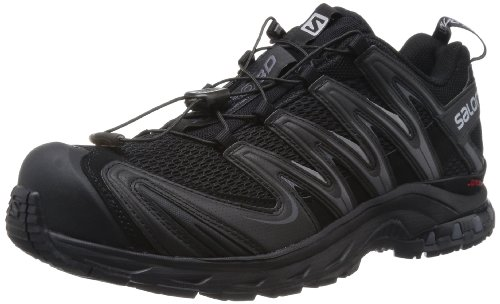 Salomon XA PRO 3D, Scarpe da Trail Running Uomo Black Black Dark Cloud