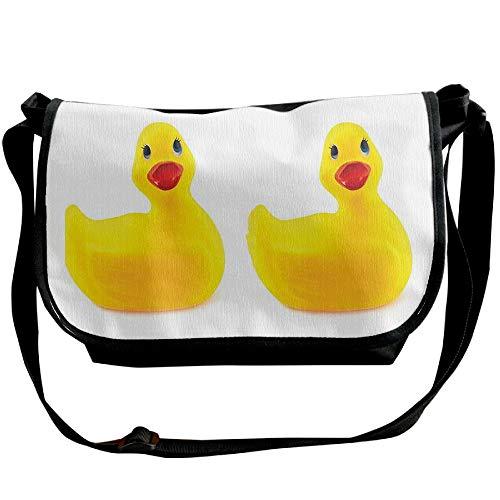 Bag Travel One Black Fashion Ducks Messenger Bag Womens Shoulder Handbag Yellow tw8p46q1