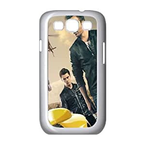 Samsung Galaxy S3 9300 Cell Phone Case White_Need For Speed 2014 Mjqhx