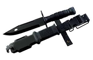 1061434 Ontario Knife Co 490 M9 Bayonet & Scabbard - black