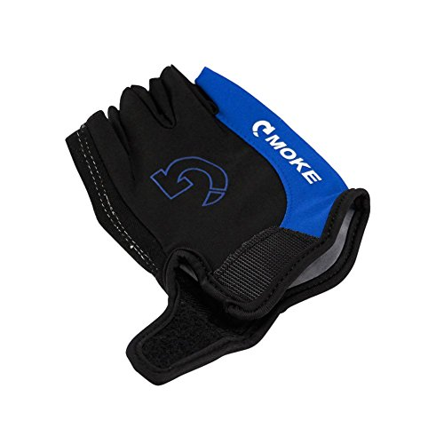Tracfy Cycling Gloves Half Finger Anti Slip Gel Pad Breathable Motorcycle MTB Mountain Road Bike Gloves Men Sports Bicycle Gloves S-XL