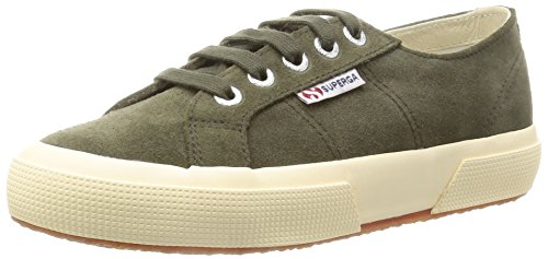 Unisex Military Verde Zapatillas Adulto 2750 Green 595 Superga wE7vqpnx
