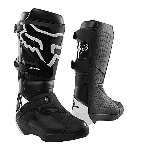(Fox Racing 2019 Comp Boots (12) (Black))