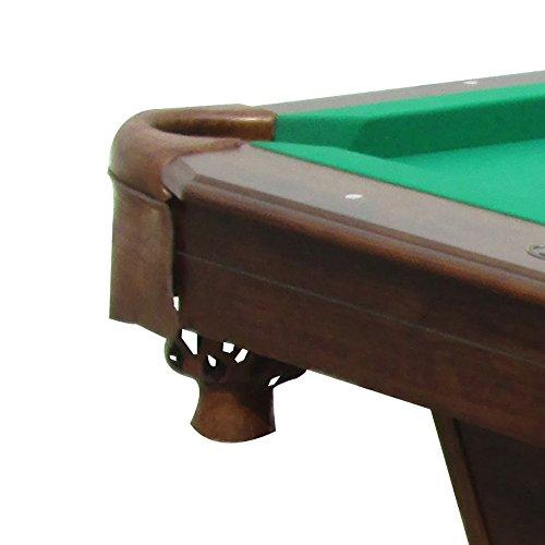 Amazoncom MD Sports Sportcraft Foot Ball And Claw Billiard - Sportcraft 8 foot pool table