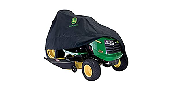 Amazon.com: John Deere para tractor cortacésped Deluxe ...
