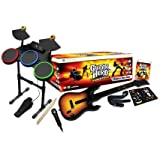 Guitar Hero: World Tour - Complete Band Game (Xbox 360)