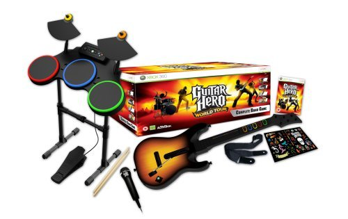 how to sync rock band guitar to wii