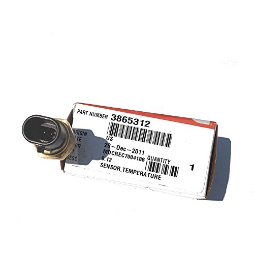 Cummins Engine Temperature Sensor 3865312