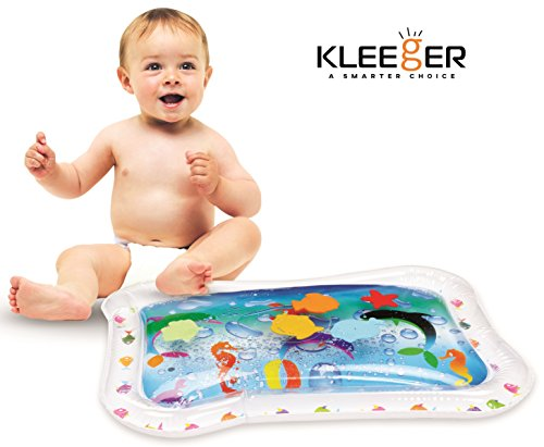 Review Kleeger Inflatable Baby Water