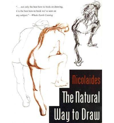 [(The Natural Way to Draw: A Working Plan for Art Study )] [Author: Kimon Nicolaides] [Oct-2008] pdf epub