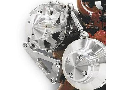 March Performance 20121 LWP Deluxe Alternator Bracket by MARCH (Image #1)