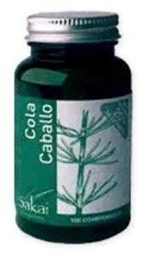 Cola de Caballo 100 comprimidos de Sakai: Amazon.es: Salud y cuidado personal
