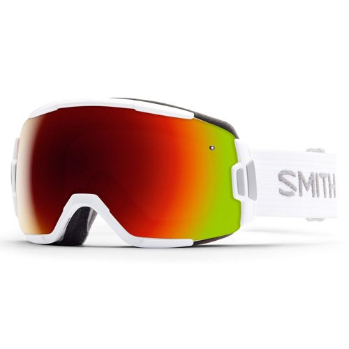 Smith Lunettes neige adulte Vice White/Red Solx