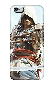 New Arrival Premium 6 Plus Case Cover For Iphone (assassin's Creed 4 Black Flag Game)