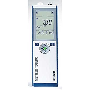 Mettler 30207949 Seven2Go S2 Portable pH/mv Meter: Amazon.es: Industria, empresas y ciencia