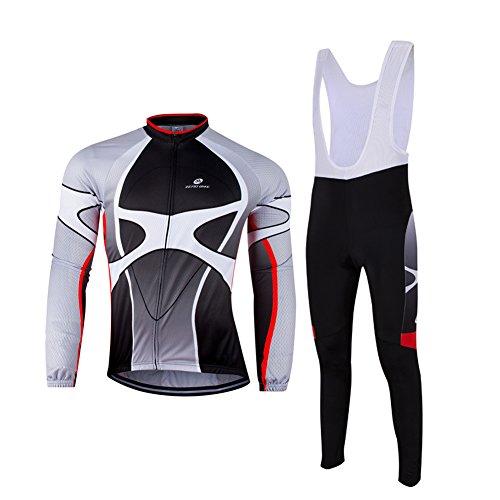Tights Cycling Outdoor Jersey + Shorts - 3