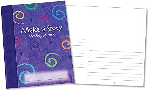 Learning Resources Make a Story Writing Journal, Set of 10
