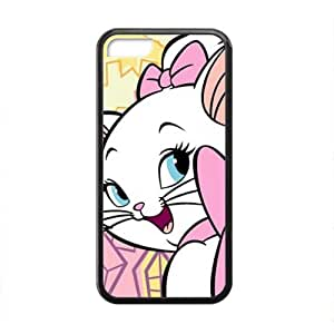 Cute Pink Cat Design Best Seller High Quality Phone Case For Iphone 5C