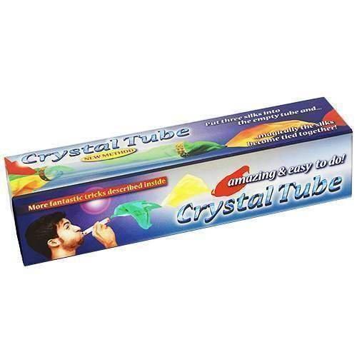SOLOMAGIA Crystal Tube - Mini - Magic with Silks - Trucos ...