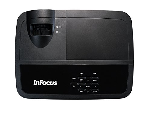 InFocus Corporation IN2128HDx 1080p Network Projector, 4000 Lumens, HDMI, 4GB internal memory, Wireless-ready by InFocus Corporation (Image #2)