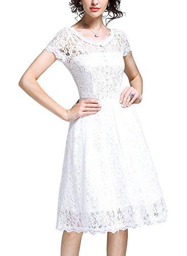 IHOT Womens Vintage Elegant Bridesmaid product image
