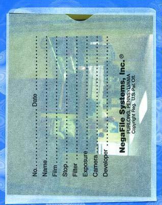 """Glassine Envelope Plain, 8x10"""", 100/PK"""