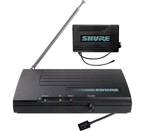UPC 042406047661, Shure TPS The Presenter Single-Antenna Lavalier System Band CQ