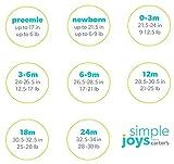 Simple Joys by Carter's Girls' Little Kid 6-Piece