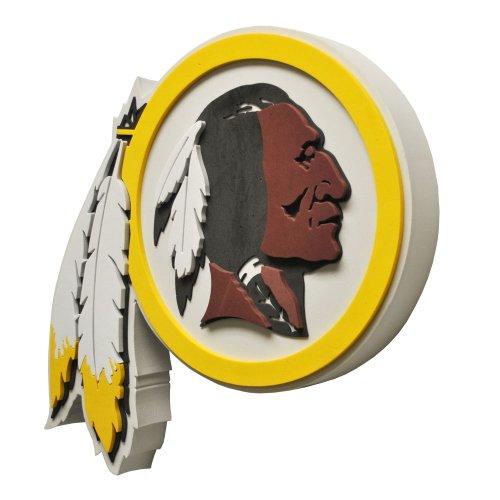 NFL Washington Redskins 3D Foam (Washington Redskins Nfl Wall)