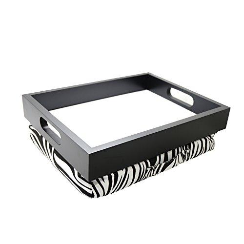 Welland Multi Tasking Laptop Breakfast Serving Bed Tray (...