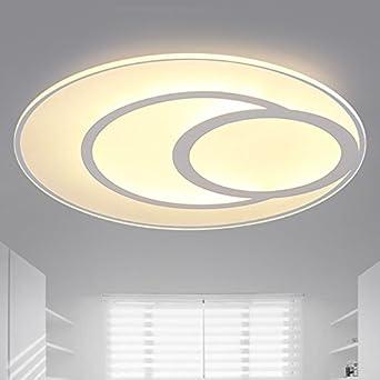 SL Europäischen Stil Deckenleuchten Gestaltung Führte Deckenleuchte Runde  Kreative Wohnzimmer Lichter Schlanke Moderne Schlafzimmer Beleuchtung Warm