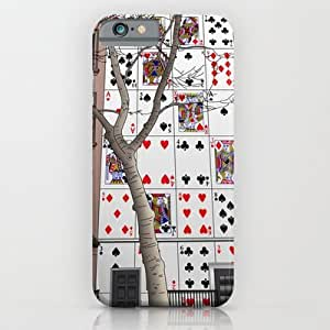 Society6 - House Of Cards iPhone 6 Case by AdamSteve