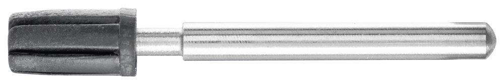 PFERD 42008 Policap Abrasive Cap Holder, Shape A, 3/16'' Diameter x 3/8'' Length, 1/8'' Shank, 95000 Max RPM (Pack of 5)