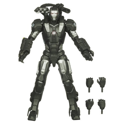 "Iron Man 6"" Figure War Machine"