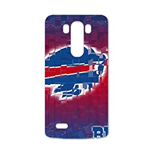 Custom LG G3 NFL sports logotipo Case Buffalo Bills diseño